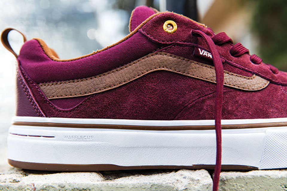 71bd1564279031 Vans Kyle Walker Pro With New Wafflecup Sole