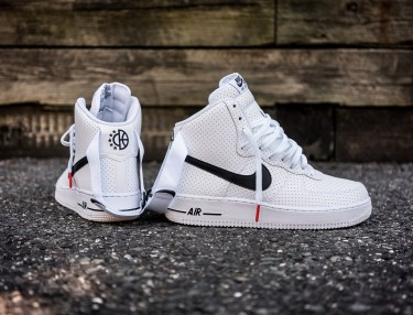 Nike Air Force 1 High Perforated Leather
