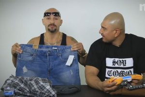 Watch Cholos Try Out Hipster Fashion