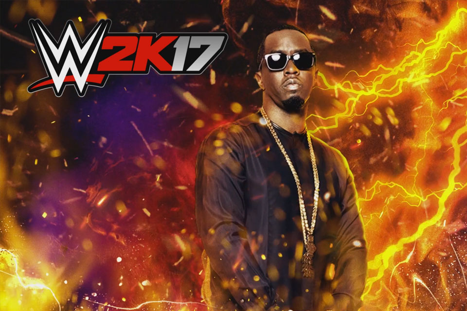 Diddy for WWE 2K17