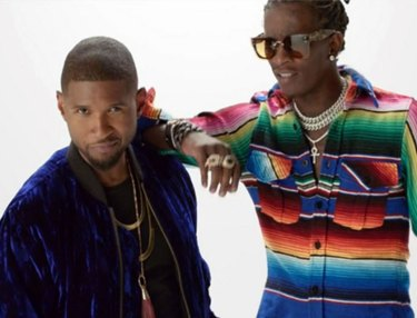 Usher feat. Young Thug - No Limit (Video)