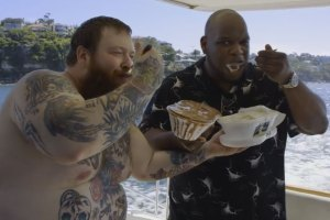 F*ck, That's Delicious Action Bronson Visits Australia