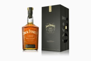 Jack Daniel's 150th Anniversary Whiskey