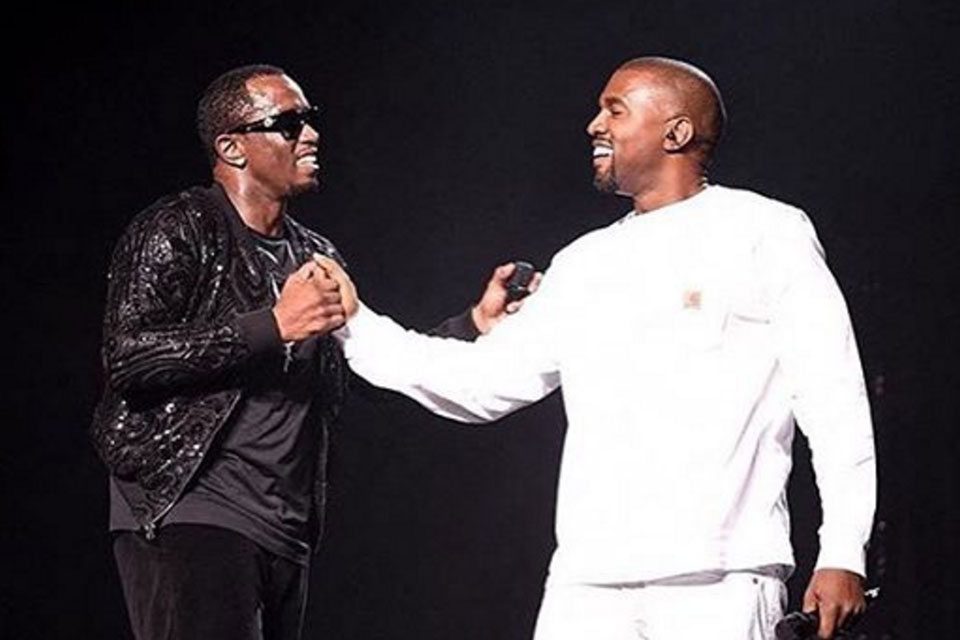 Watch puff daddy bring out kanye west in nyc - Kanye west tickets madison square garden ...