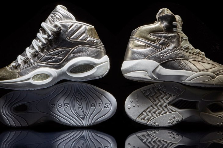 Reebok 'Celebrate' Question Mid Shaq Attaq
