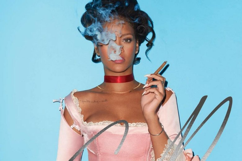 Rihanna for CR Fashion Book