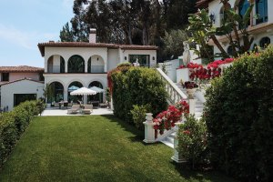 VICE CEO Shane Smith's Santa Monica Mansion
