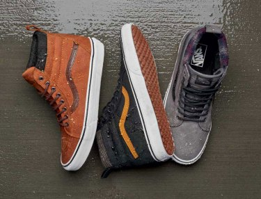 Vans Fall 2016 All-Weather MTE Collection