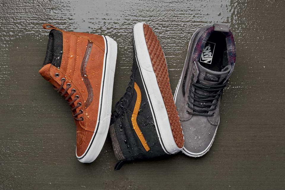d8a70c717e2d15 Vans Fall 2016 All Weather MTE Collection