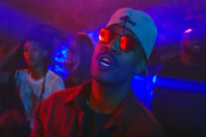 Kid Cudi ft. Pharrell - Surfin' (Video)