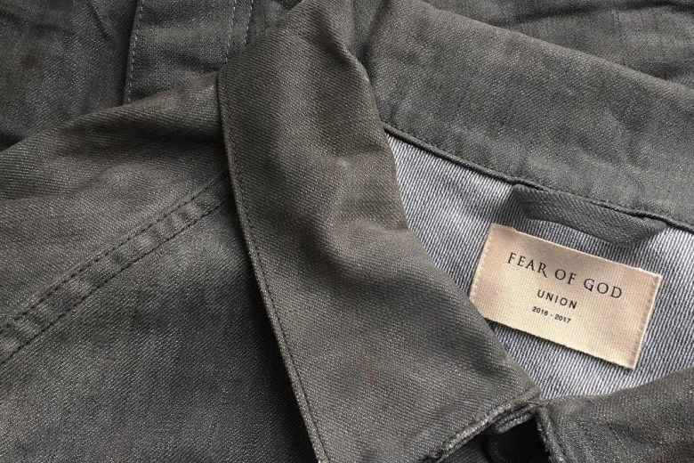 Fear Of God, Union Los Angeles Denim Capsule