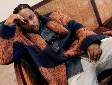 Kendrick Lamar covers GQ Style