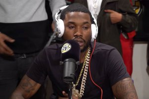 Meek Mill Disses Game & Drake in Hot 97 Freestyle