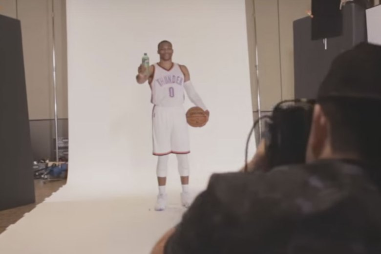 Russell Westbrook x MTN DEW