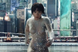 Scarlett Johansson x Ghost in the Shell