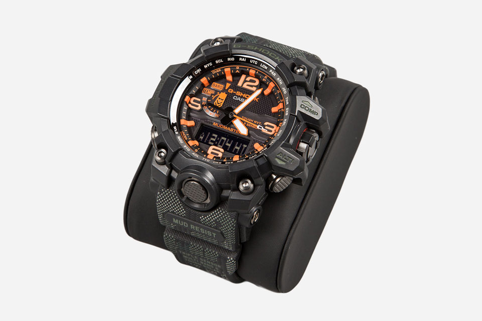 G-Shock Maharishi Watch Collaboration