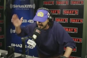 Shia LaBeouf 5 Fingers of Death Freestyle