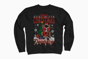 Death Row Christmas Crewneck