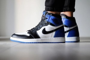 Fragment Design x Air Jordan 1