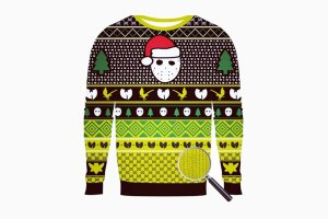 Ghostface Killah Ugly Christmas Sweater