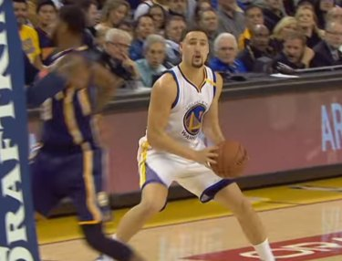 Klay Thompson Goes Off For 60 Points