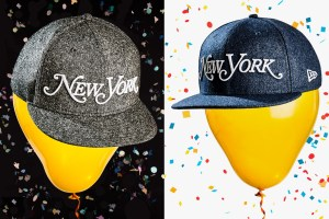 New York Magazine x New Era Cap Collaboration