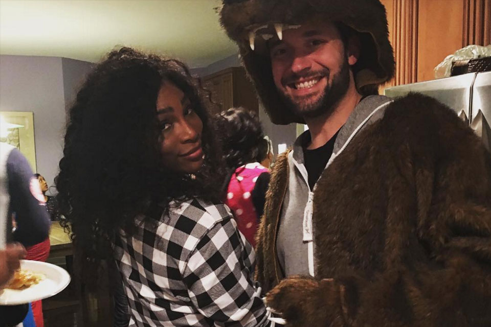 Serena Williams & Reddit Founder Alexis Ohanian