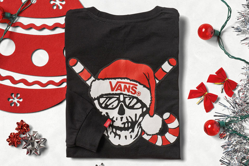 Vans Drops Van Doren-Approved Holiday Collection 1f0f0f7d2