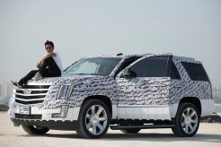 Yeezy BOOST-Wrapped Cadillac Escalade