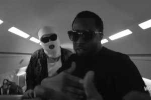 French Montana x Diddy - Can't Feel My Face (Video)