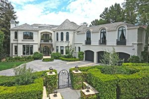 DJ Khaled's $10M Beverly Hills Mansion