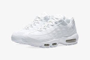 Nike Air Max 95 Triple White