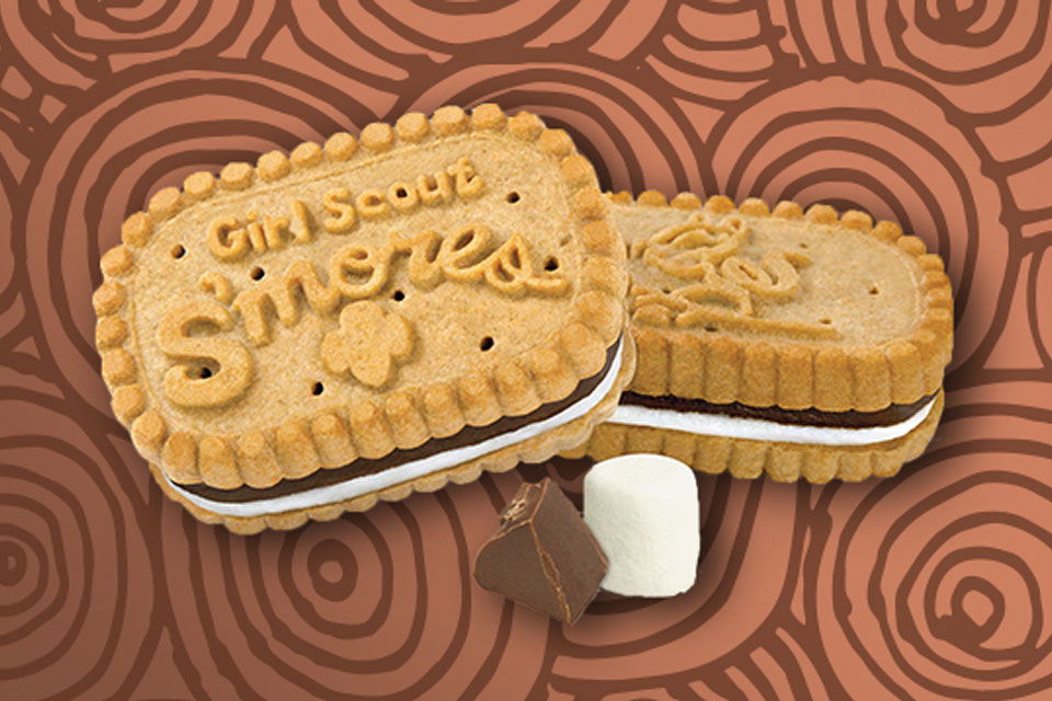 Girl Scouts Celebrates 100 Years With New S'Mores Cookies