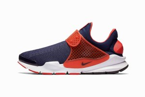 Nike Sock Dart Navy/Orange