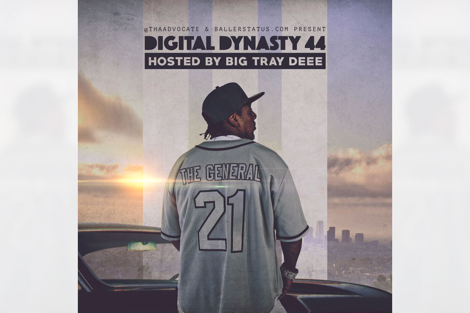 Tray Deee - Digital Dynasty 44