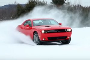 All-Wheel Drive Dodge Challenger GT