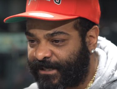 Jim Jones cries over Cam'ron