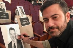 Jimmy Kimmel Roasts Matt Damon at Oscars!