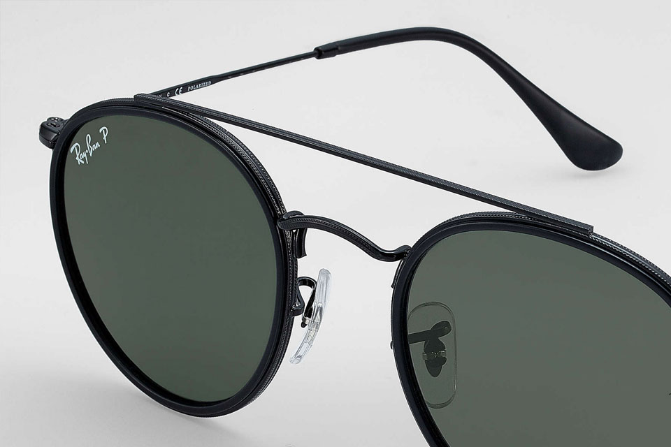 afb706f878 Ray-Ban Introduces New Sunglasses  Round Double Bridge