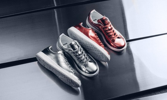 Adidas Stan Smith BOOST Metallic Pack