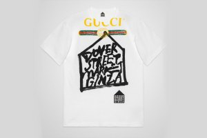 GUCCI x Dover Street Market Ginza 5th Anniversary T-Shirts