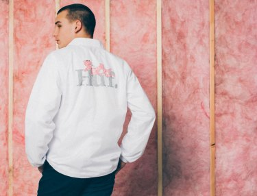 HUF x Pink Panther Capsule Collection Lookbook