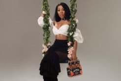 K. Michelle x Jack Daniel's Country Cocktails Southern Peach