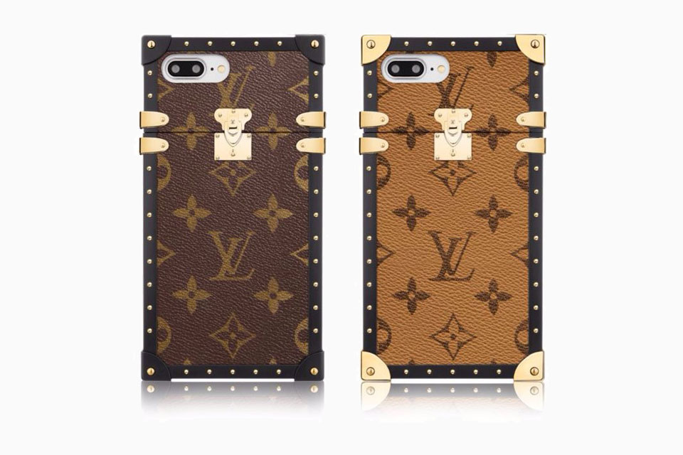 bc9af885 Louis Vuitton Drops Eye-Trunk iPhone 7 & 7 Plus Cases