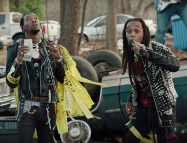 Migos - What The Price (Video)