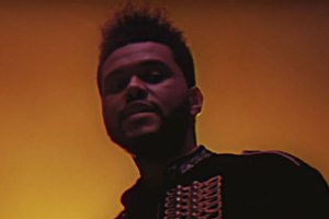 The Weeknd ft. Daft Punk - I Feel It Coming (Video)