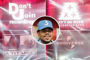 Chance The Rapper Disses Major Labels On New Tour