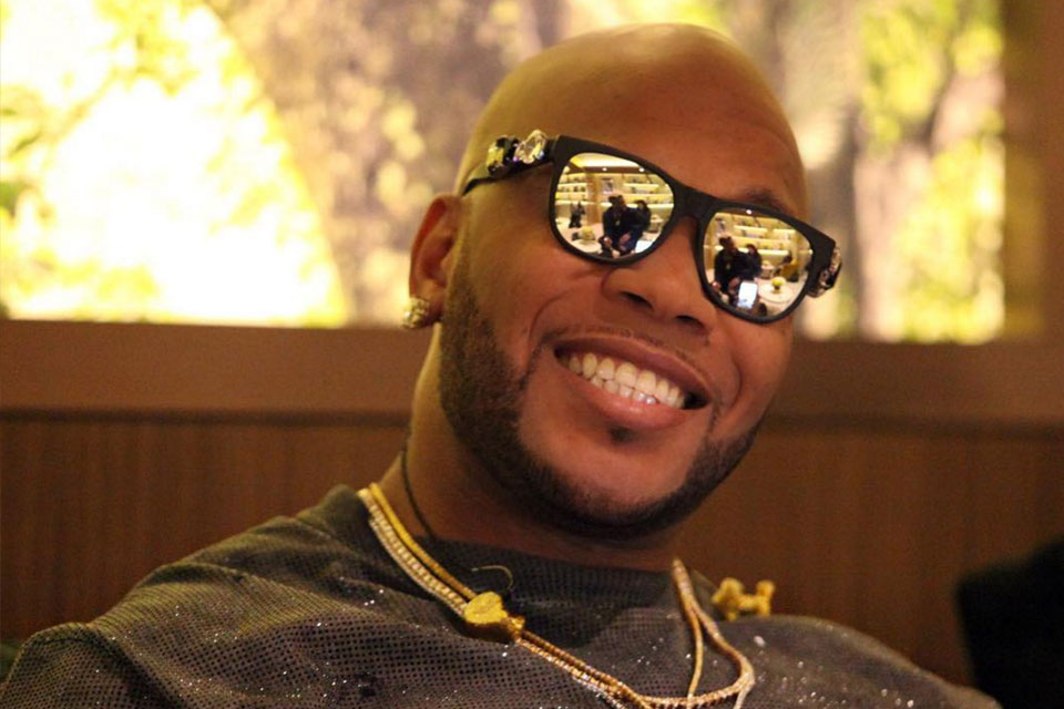 Flo Rida sued for not paying child support