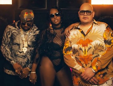 Fat Joe & Remy Ma ft. The-Dream - Heartbreak (Video)