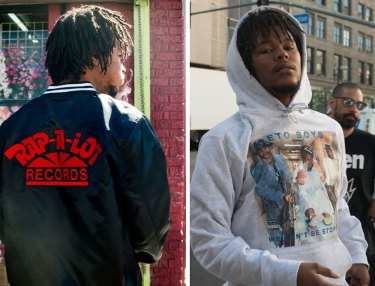 Rap-A-Lot Records x Supreme Collection